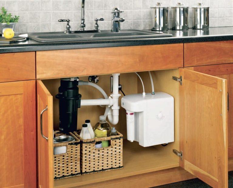 Benefits Of Under Sink Water Filter, Under Cabinet Water Filter